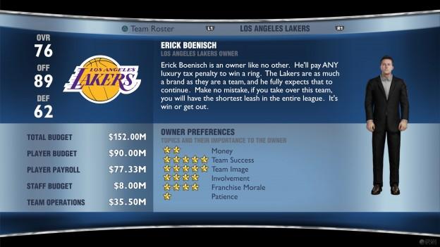 NBA 2K14 Screenshot #94 for PS4