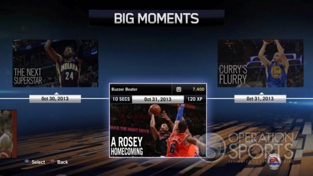 NBA Live 14 Screenshot #85 for Xbox One