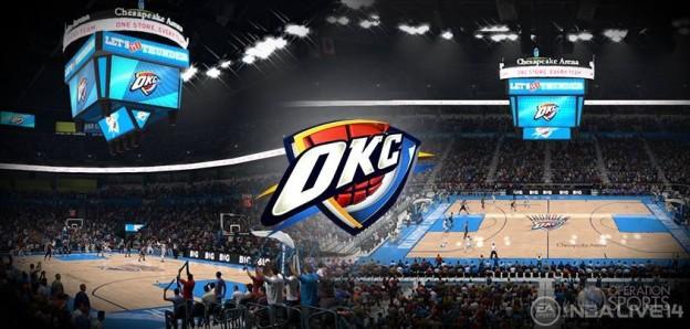 NBA Live 14 Screenshot #66 for PS4