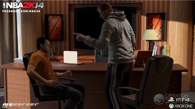 NBA 2K14 Screenshot #104 for PS4
