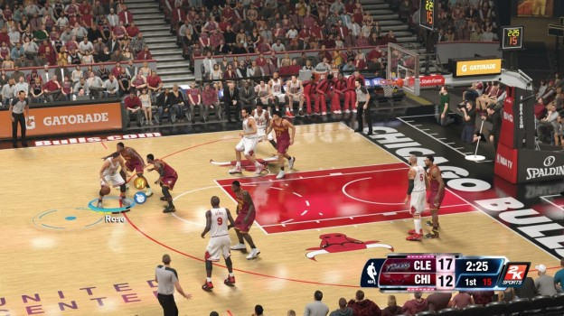 NBA 2K14 Screenshot #108 for PS4
