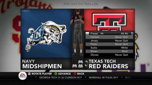NCAA Football 14 Screenshot #287 for Xbox 360