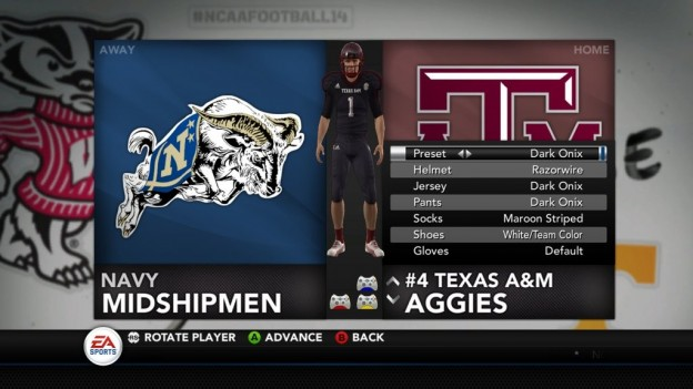 NCAA Football 14 Screenshot #288 for Xbox 360
