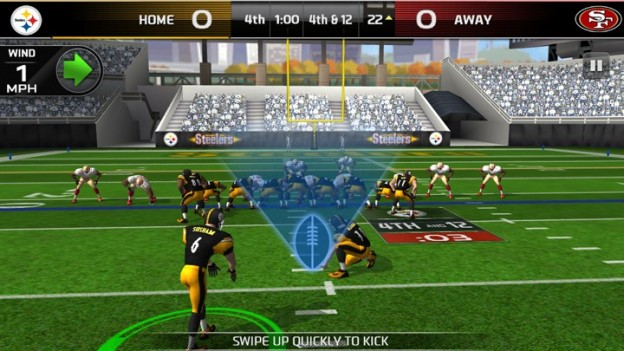Madden  NFL 25 Screenshot #1 for iOS