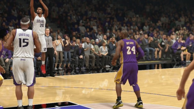 NBA 2K14 Screenshot #109 for PS4