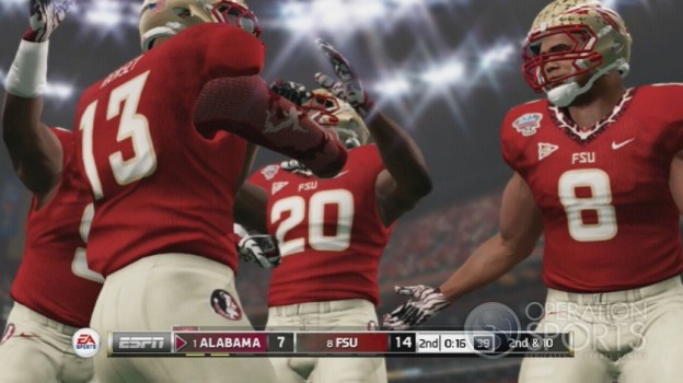 NCAA Football 14 Screenshot #290 for Xbox 360