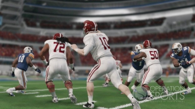 NCAA Football 14 Screenshot #291 for Xbox 360