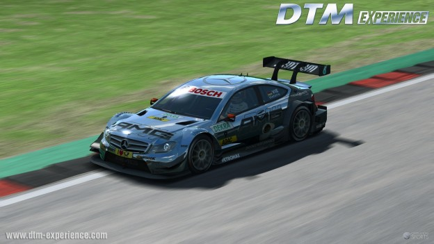 DTM Experience Screenshot #1 for PC
