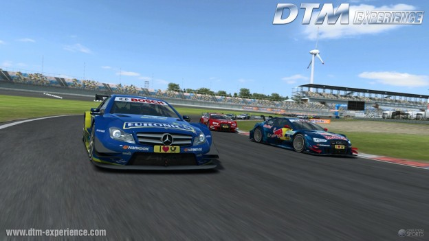 DTM Experience Screenshot #4 for PC