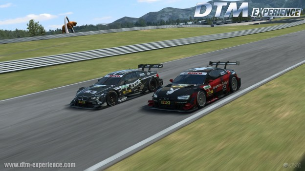 DTM Experience Screenshot #5 for PC