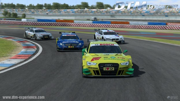 DTM Experience Screenshot #6 for PC