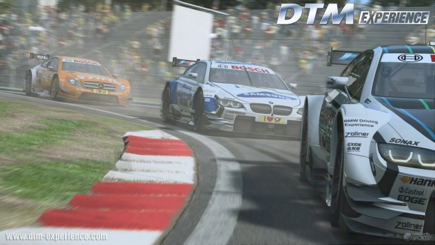 DTM Experience Screenshot #7 for PC