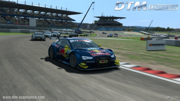 DTM Experience Screenshot #8 for PC