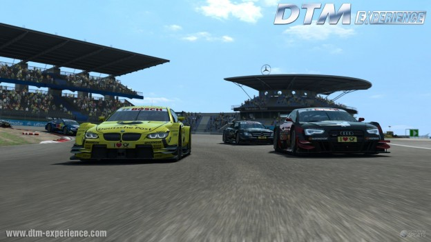 DTM Experience Screenshot #10 for PC
