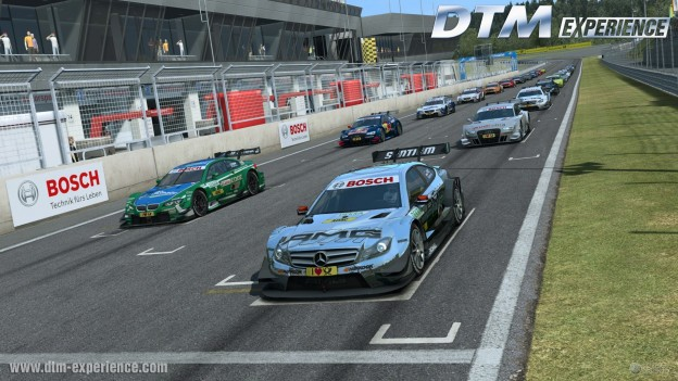 DTM Experience Screenshot #12 for PC