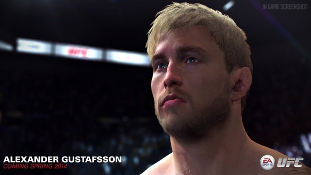 EA Sports UFC Screenshot #17 for Xbox One