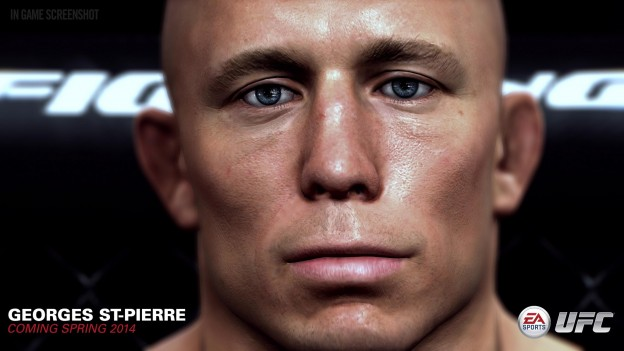 EA Sports UFC Screenshot #5 for PS4