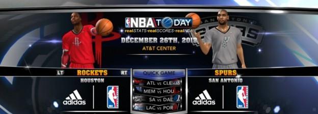 NBA 2K14 Screenshot #201 for Xbox 360
