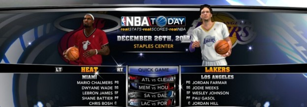 NBA 2K14 Screenshot #202 for Xbox 360