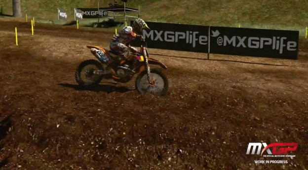 MXGP The Official Motocross Game Screenshot #1 for Xbox 360