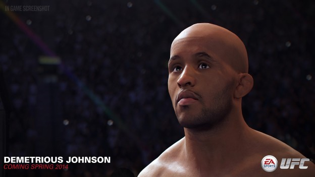EA Sports UFC Screenshot #21 for Xbox One