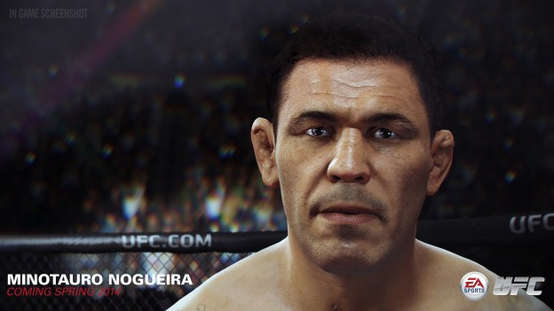 EA Sports UFC Screenshot #22 for Xbox One