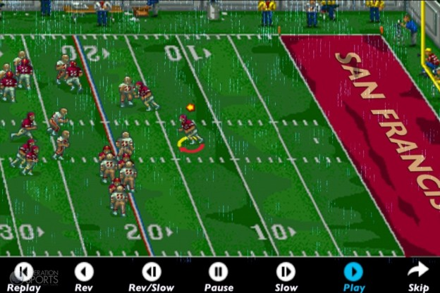 Pro Strategy Football 2013 Screenshot #2 for iOS