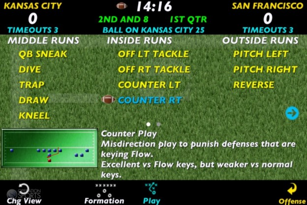 Pro Strategy Football 2013 Screenshot #5 for iOS
