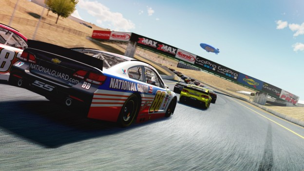 NASCAR '14 Screenshot #6 for Xbox 360