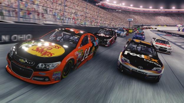 NASCAR '14 Screenshot #3 for PS3