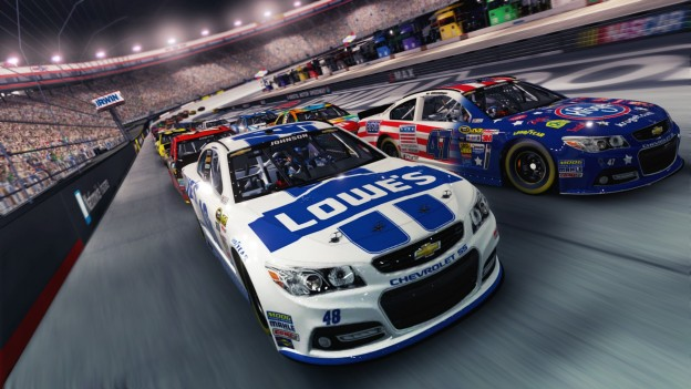 NASCAR '14 Screenshot #5 for PS3