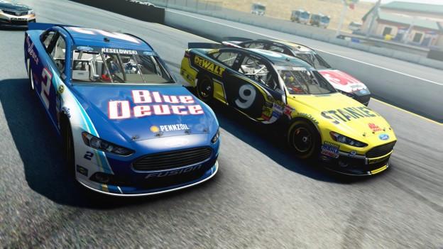 NASCAR '14 Screenshot #8 for PS3