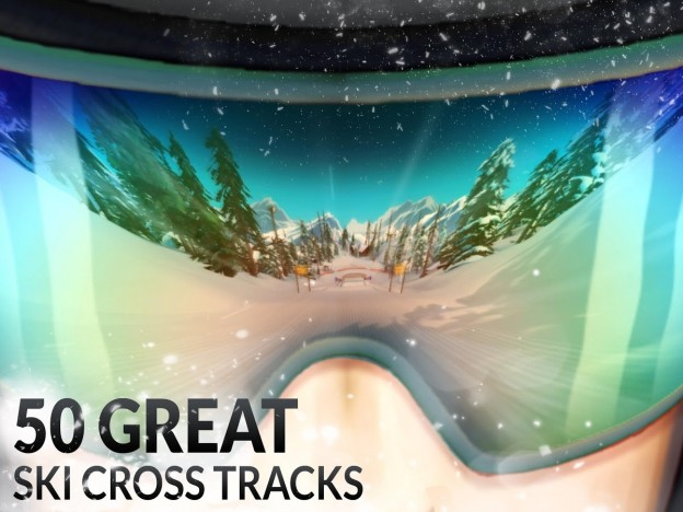 FRS Ski Cross Screenshot #1 for iOS