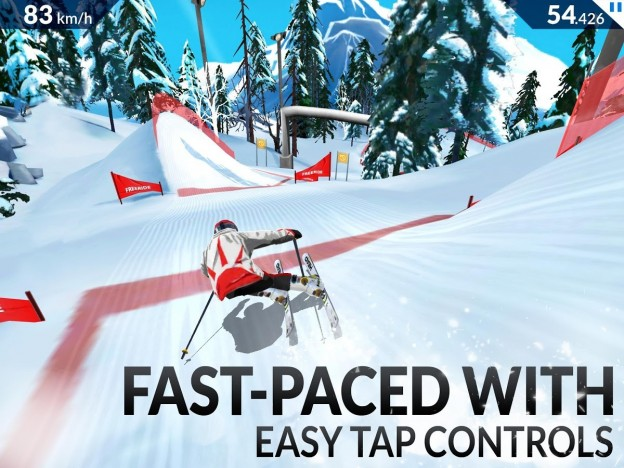 FRS Ski Cross Screenshot #3 for iOS