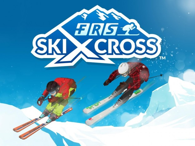 FRS Ski Cross Screenshot #5 for iOS
