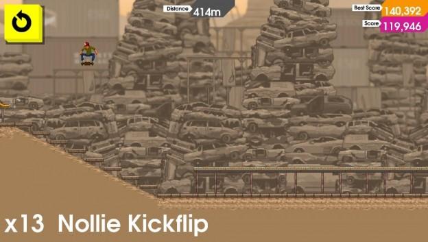 OlliOlli Screenshot #4 for PS Vita