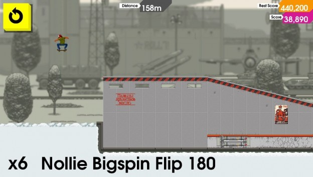 OlliOlli Screenshot #8 for PS Vita