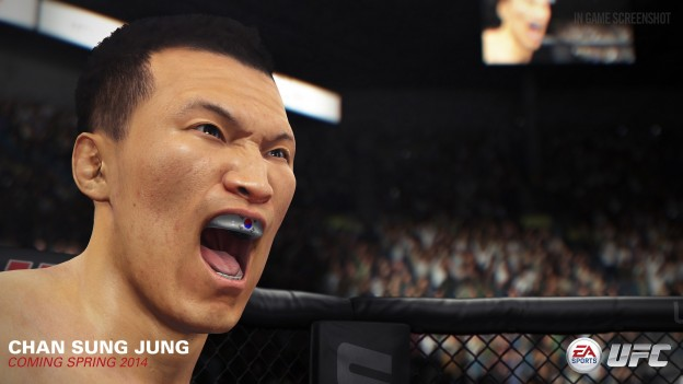 EA Sports UFC Screenshot #12 for PS4