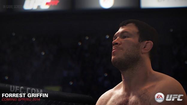 EA Sports UFC Screenshot #14 for PS4