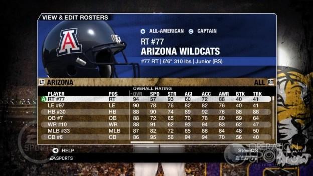 NCAA Football 09 Screenshot #92 for Xbox 360