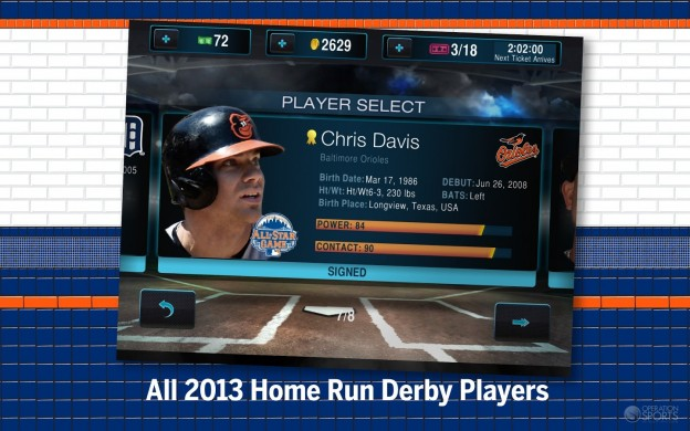 MLB Derby Screenshot #1 for Android, iOS