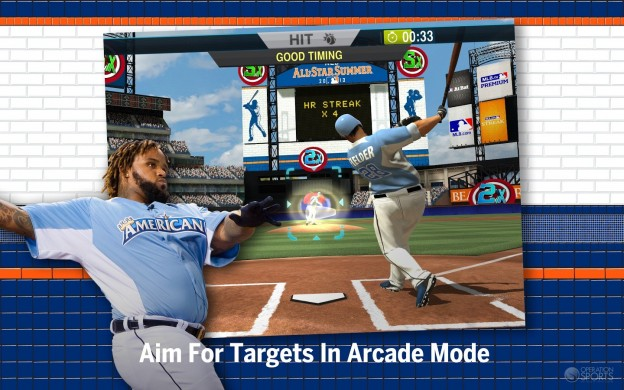 MLB Derby Screenshot #2 for Android, iOS