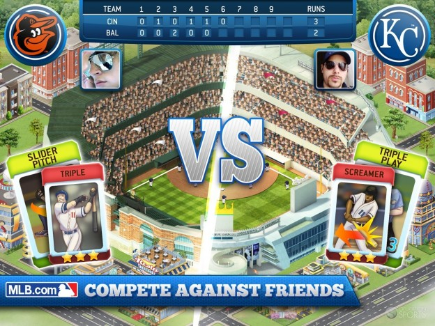 Ballpark Empire Screenshot #1 for Android, iOS