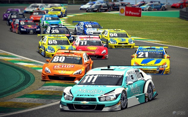Game Stock Car 2013 Screenshot #2 for PC