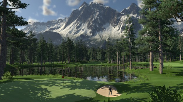 The Golf Club Screenshot #12 for PS4