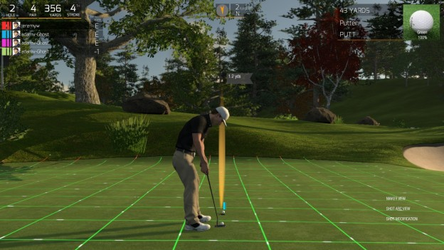 The Golf Club Screenshot #14 for PS4
