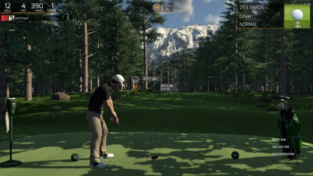 The Golf Club Screenshot #17 for PS4