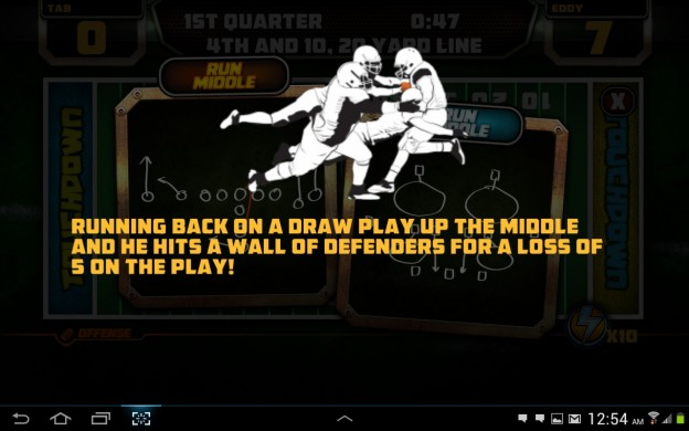 Smashmouth Football Screenshot #1 for Android