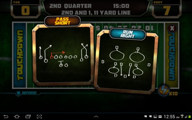 Smashmouth Football Screenshot #3 for iOS