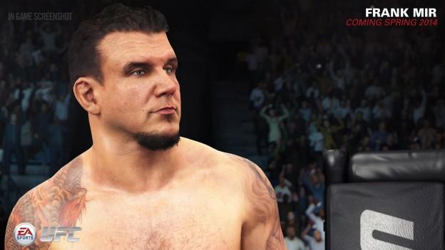 EA Sports UFC Screenshot #24 for PS4